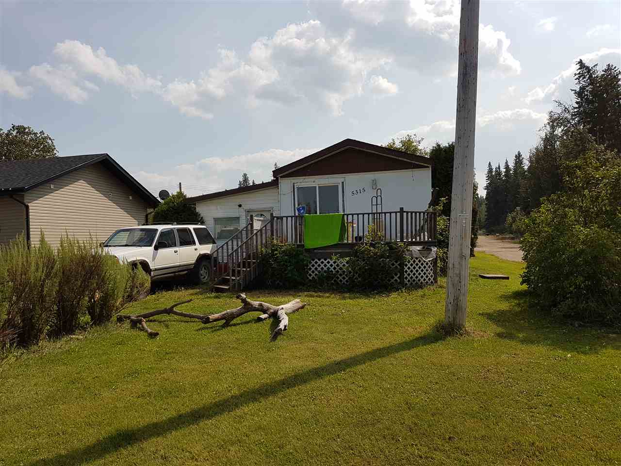 MLS® listing #E4140271 for sale located at 5315-49 Ave