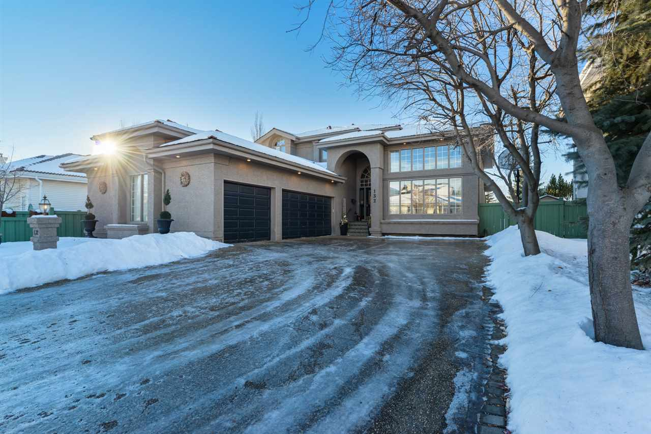 MLS® listing #E4140307 for sale located at 132 WEAVER Drive