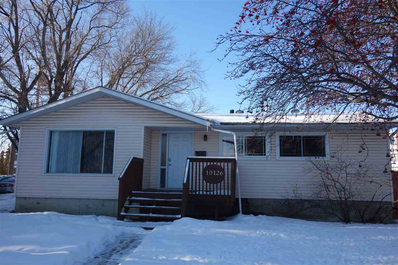 MLS® listing #E4140310 for sale located at 10126 63 Street