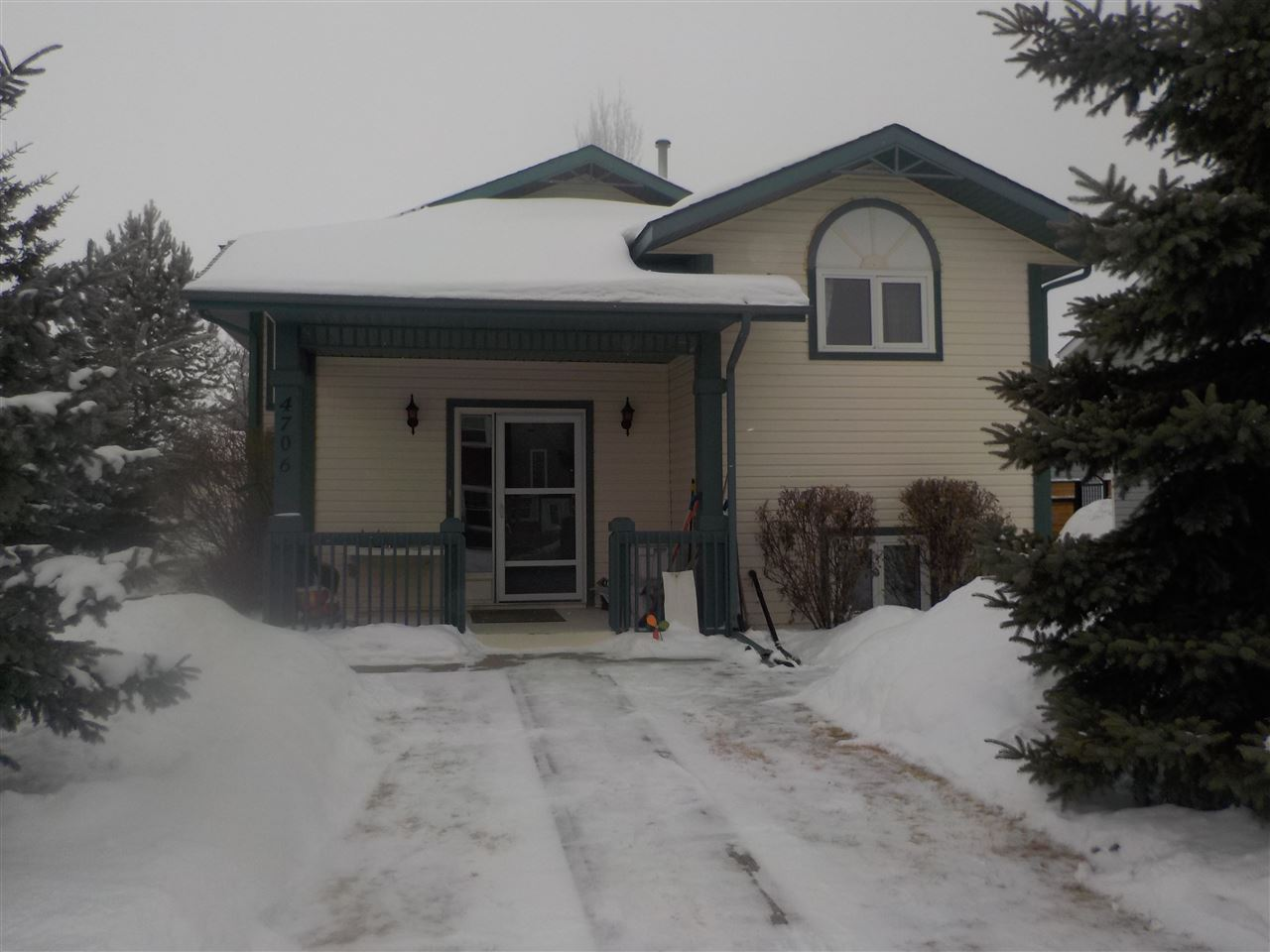 MLS® listing #E4140352 for sale located at 4706 49th Street N