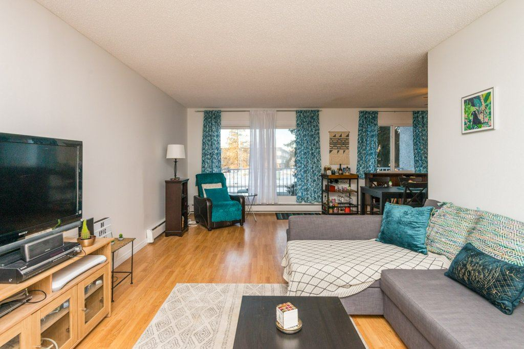 MLS® listing #E4140365 for sale located at 207 14825 51 Avenue