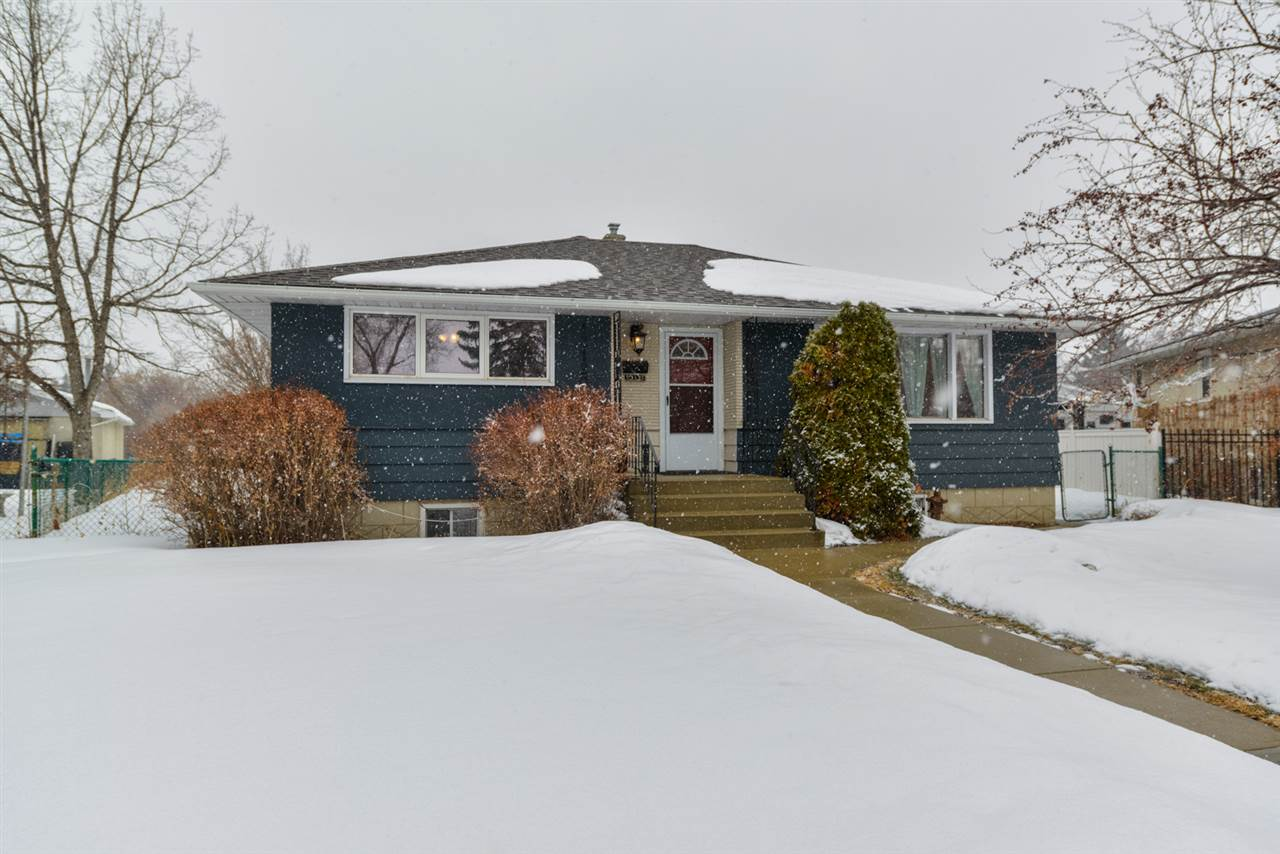 13120 123 Avenue, 4 bed, 2 bath, at $449,000