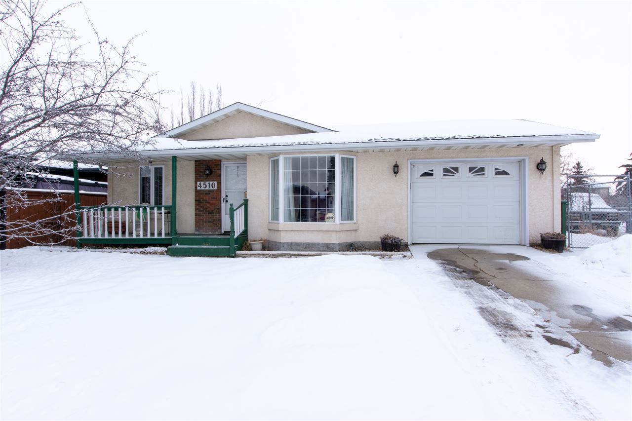 MLS® listing #E4140555 for sale located at 4510 128A Avenue