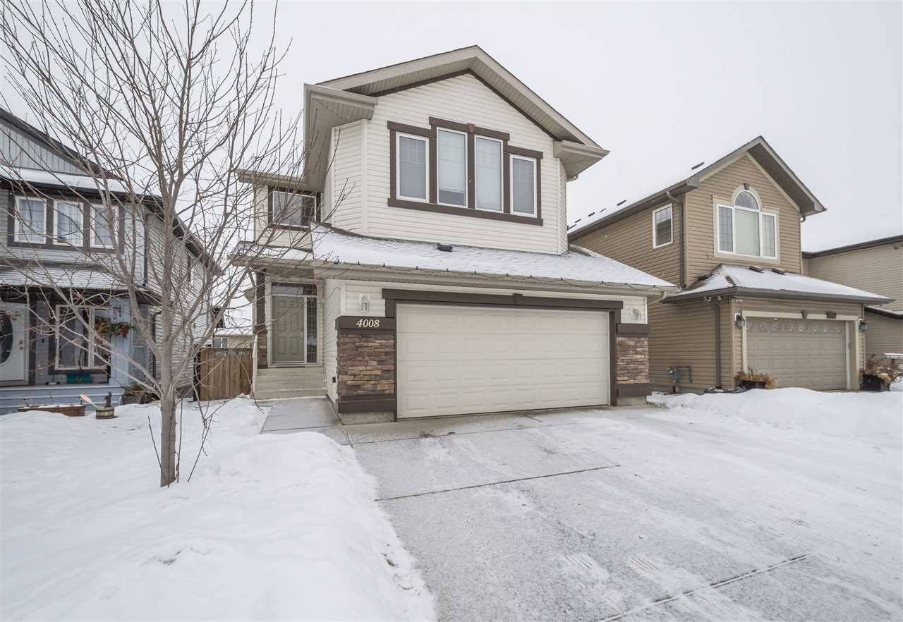 4008 164 Avenue, 3 bed, 3 bath, at $449,800