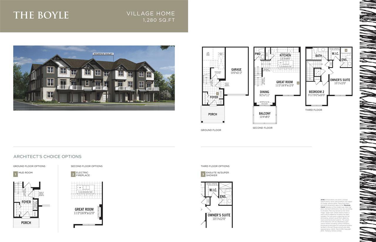 Property, 2 bed, 3 bath, at $245,000