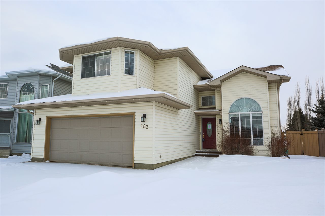 MLS® listing #E4140906 for sale located at 183 DECHENE Road