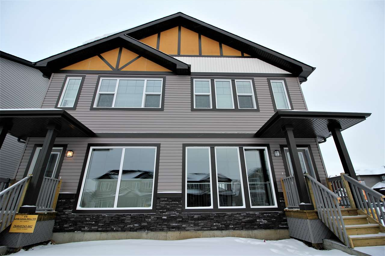 672 Lewis Greens Drive, 3 bed, 3 bath, at $352,900