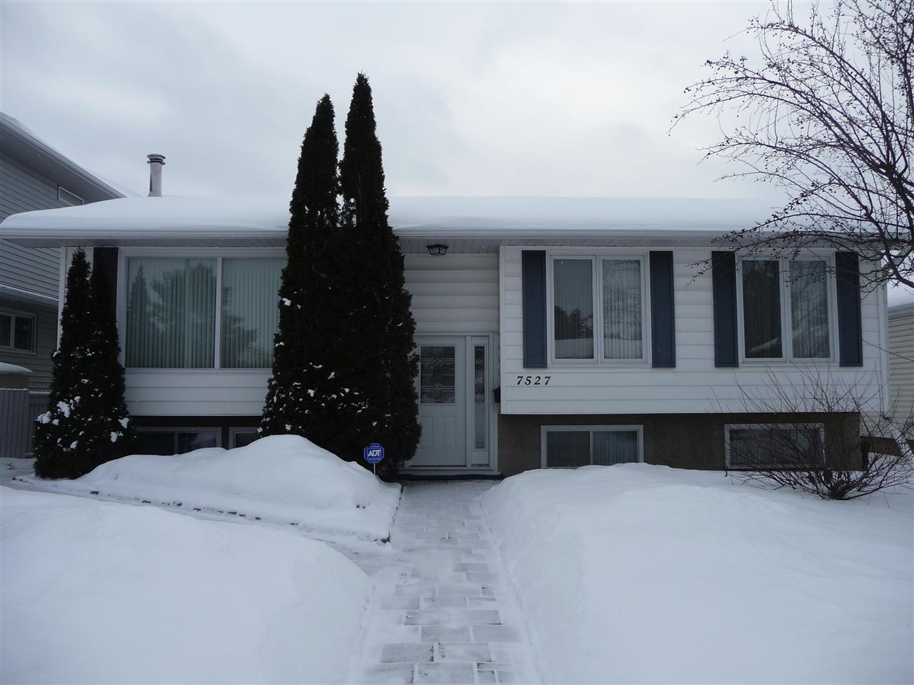 7527 141 Avenue NW, 3 bed, 3 bath, at $319,000
