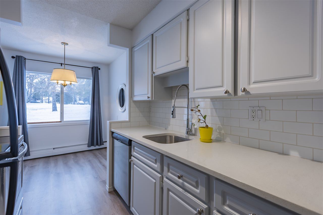 102 11465 41 Avenue NW, 2 bed, 1 bath, at $169,900