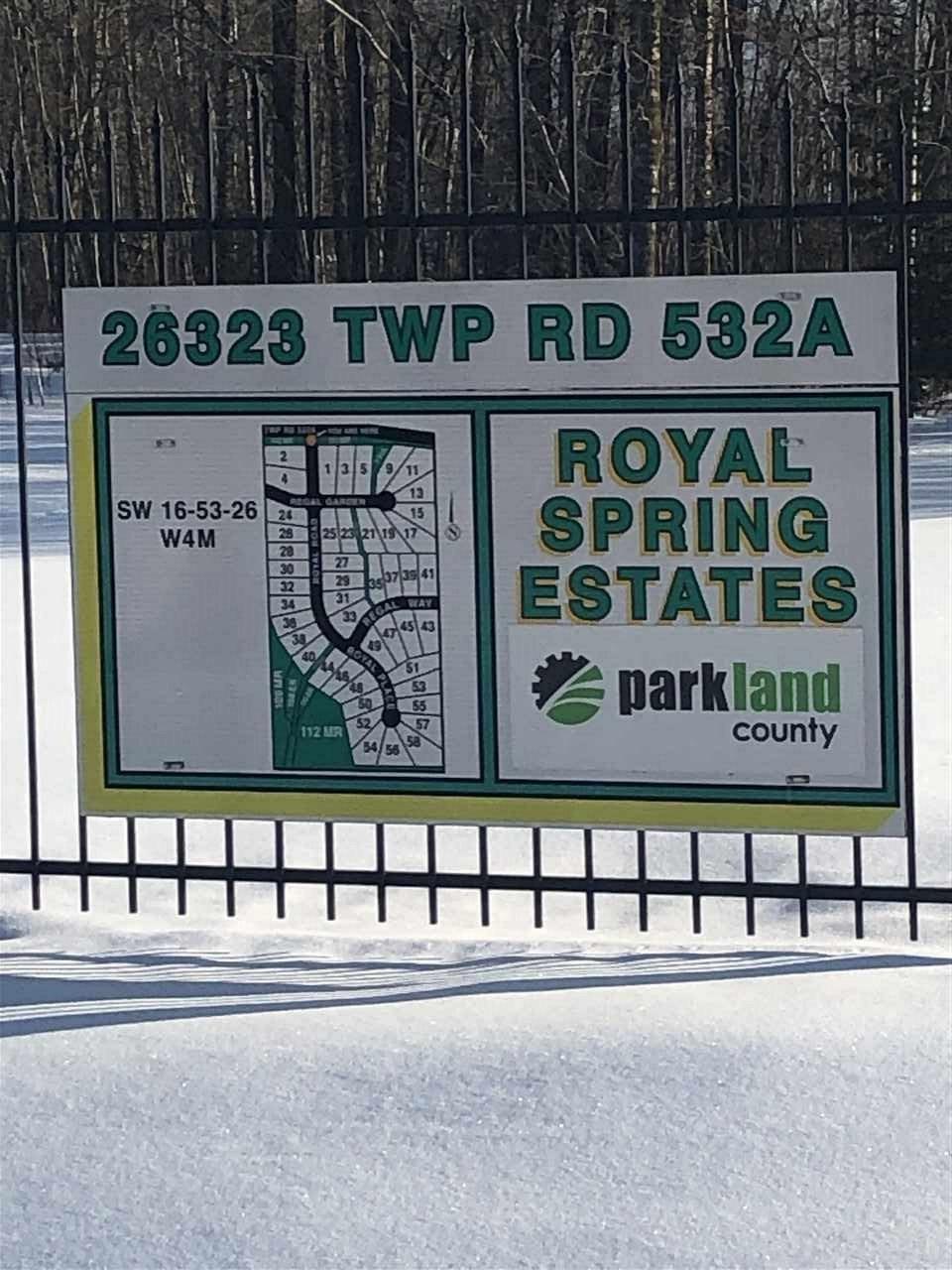 26323 TWP RD 532 A, at $275,000