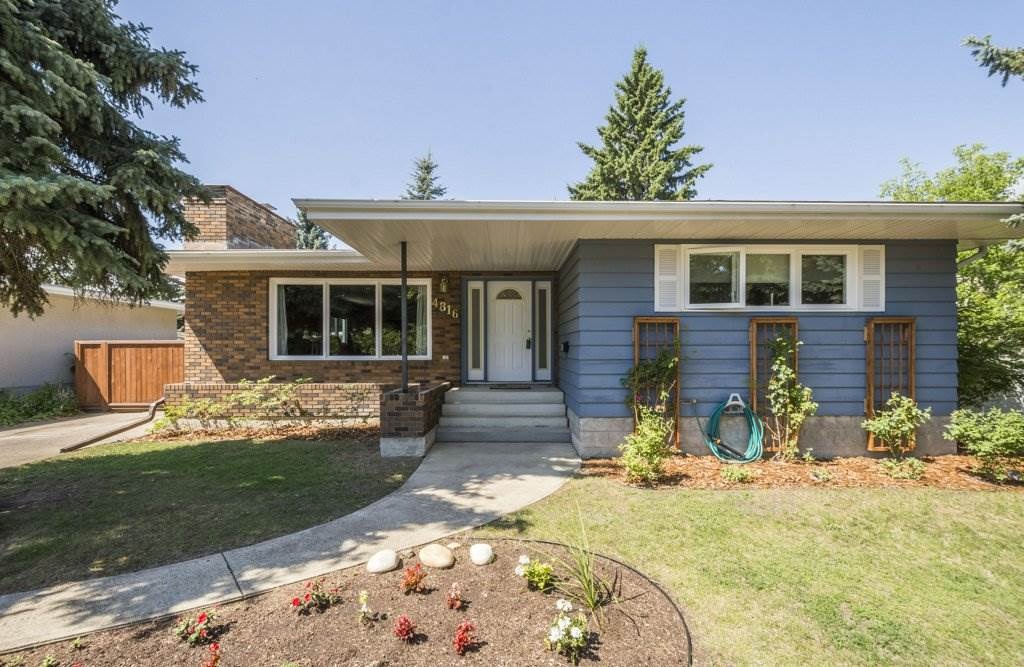 MLS® listing #E4141388 for sale located at 4816 142 Street