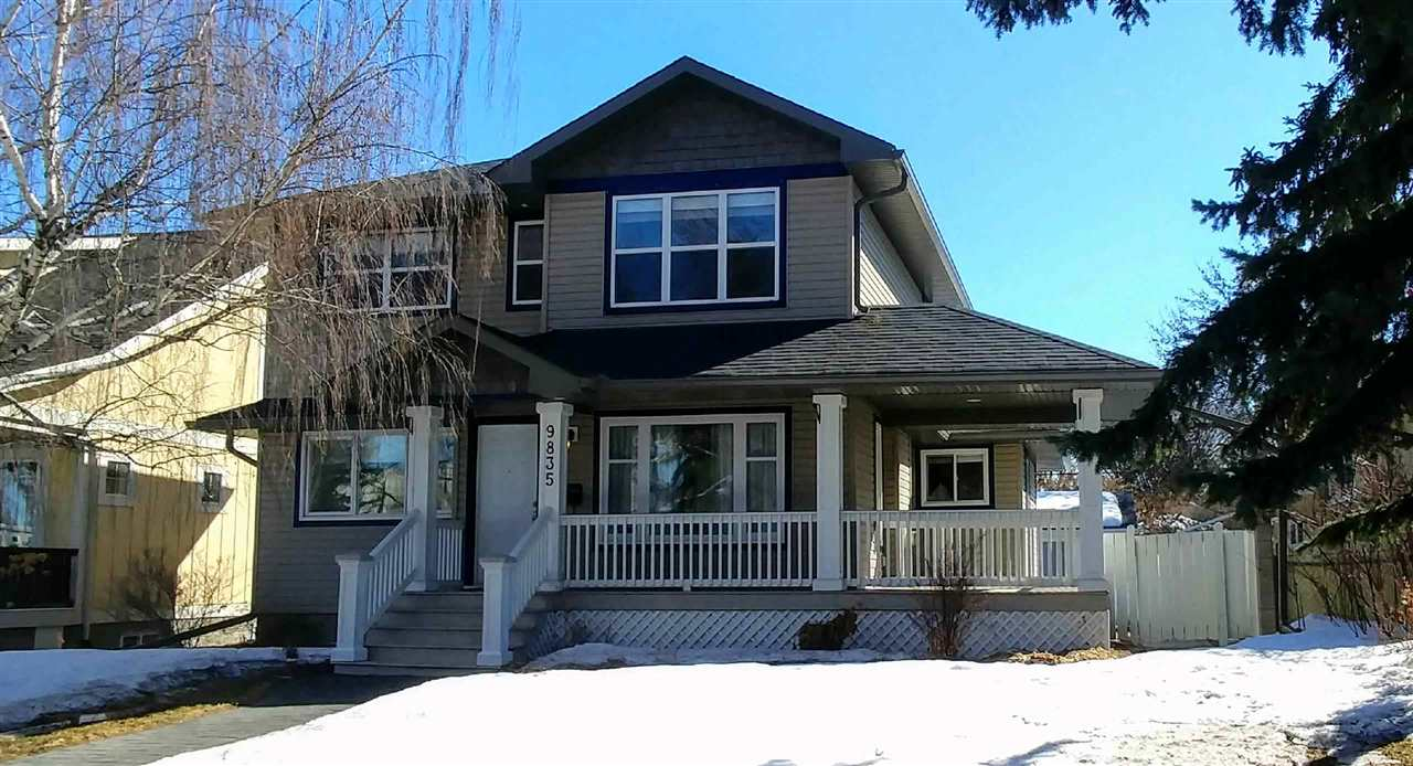 MLS® listing #E4141472 for sale located at 9835 147 Street