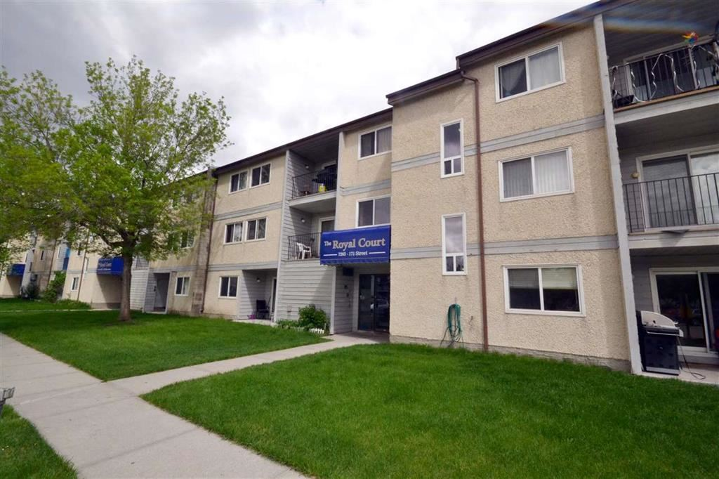MLS® listing #E4141480 for sale located at 203 7203 171 Street