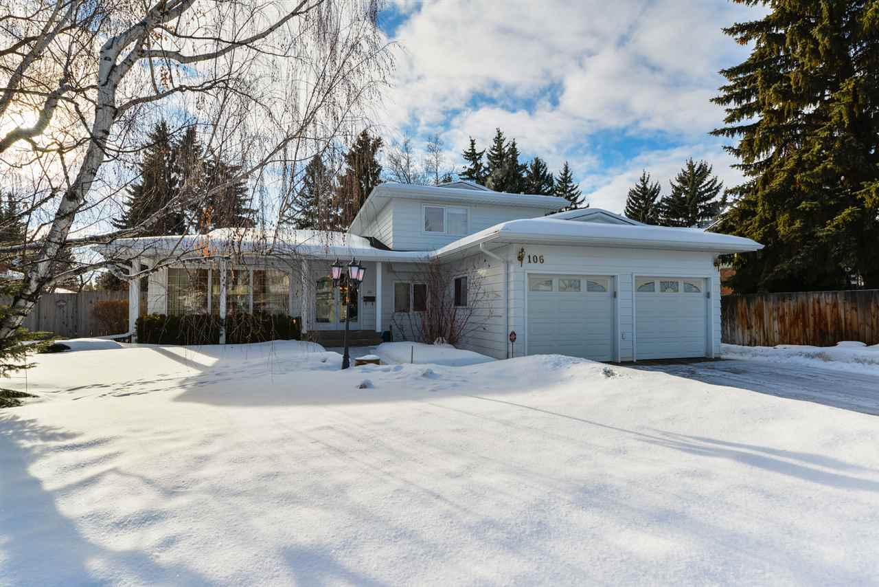 MLS® listing #E4141494 for sale located at 106 FAIRWAY Drive
