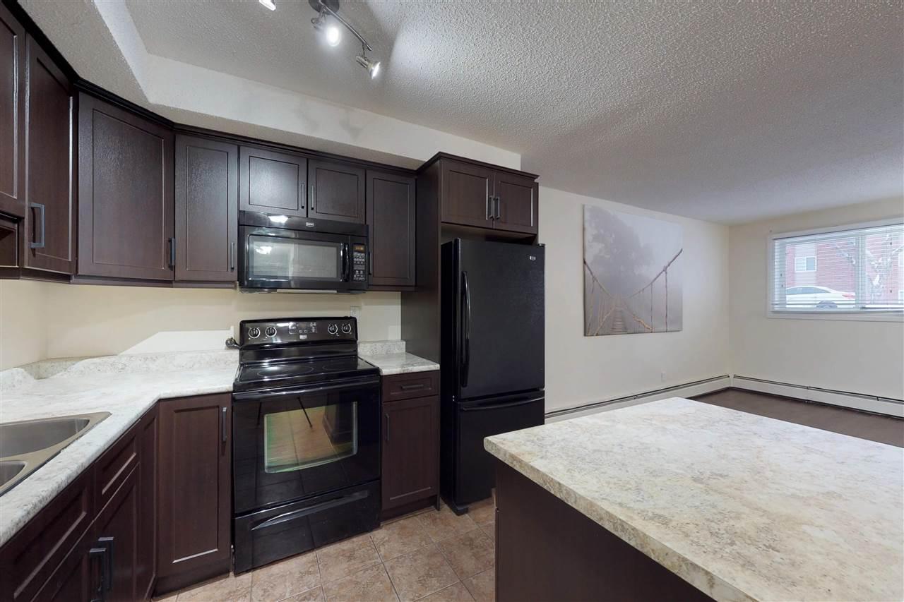 106 10624 123 Street NW, 1 bed, 1 bath, at $105,000
