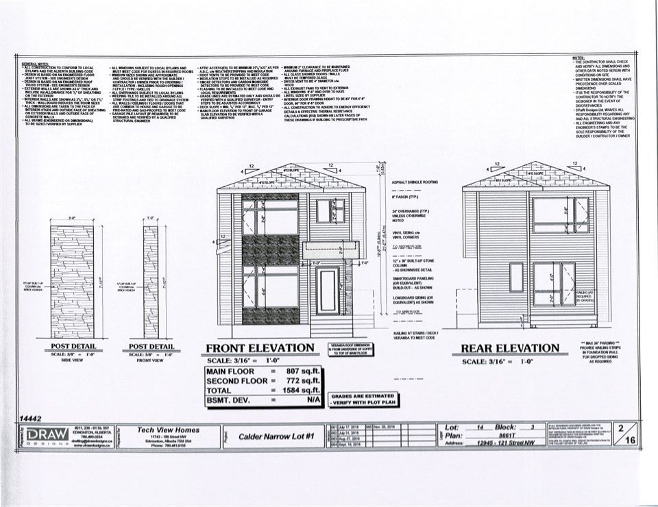 MLS® listing #E4141559 for sale located at 12322 101 Street