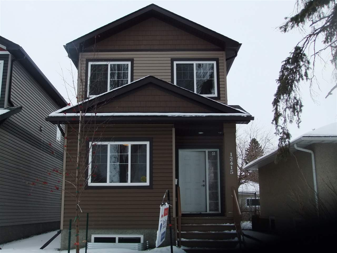 MLS® listing #E4141747 for sale located at 12415 95 Street