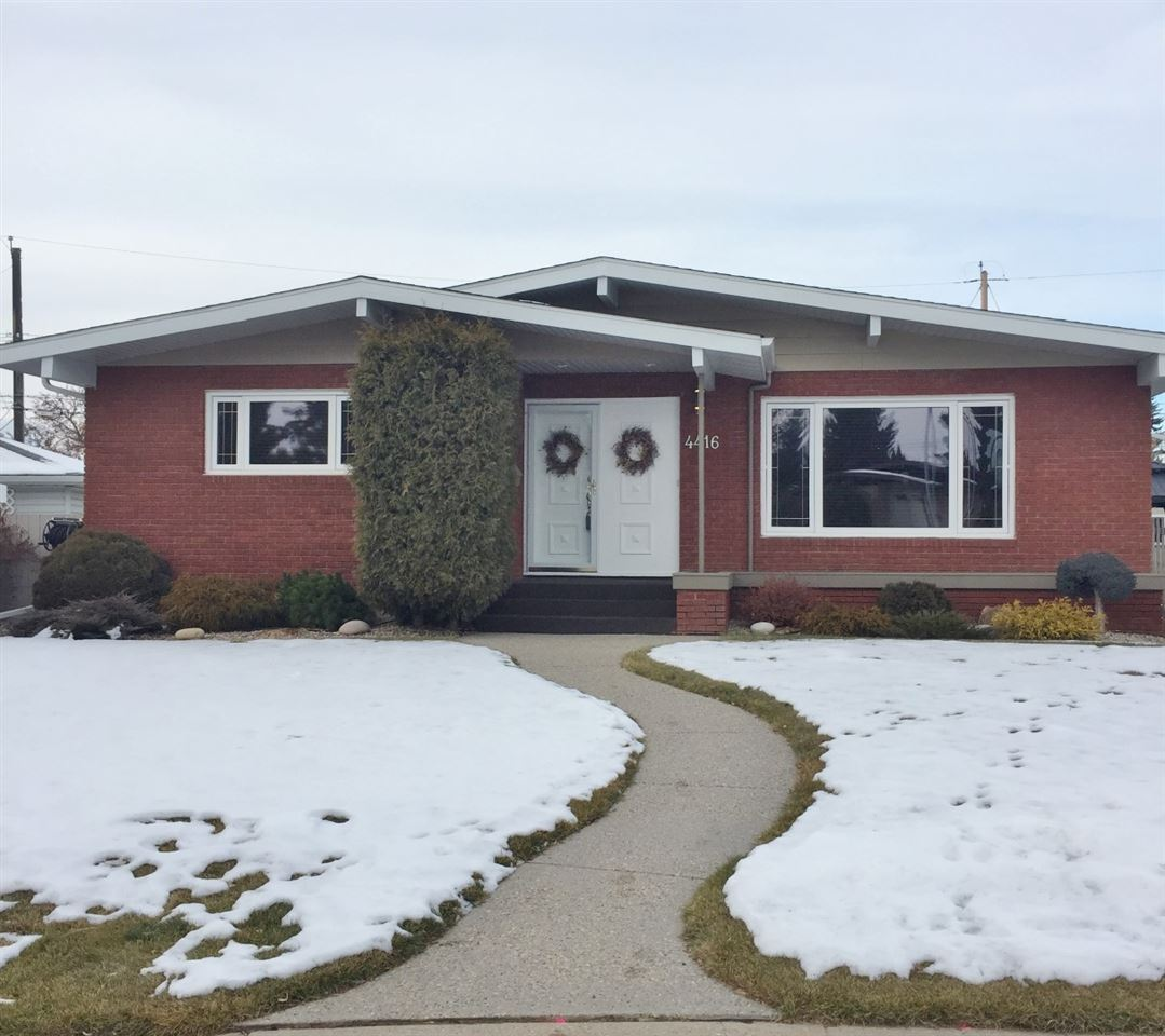 MLS® listing #E4141800 for sale located at 4416 117A Street