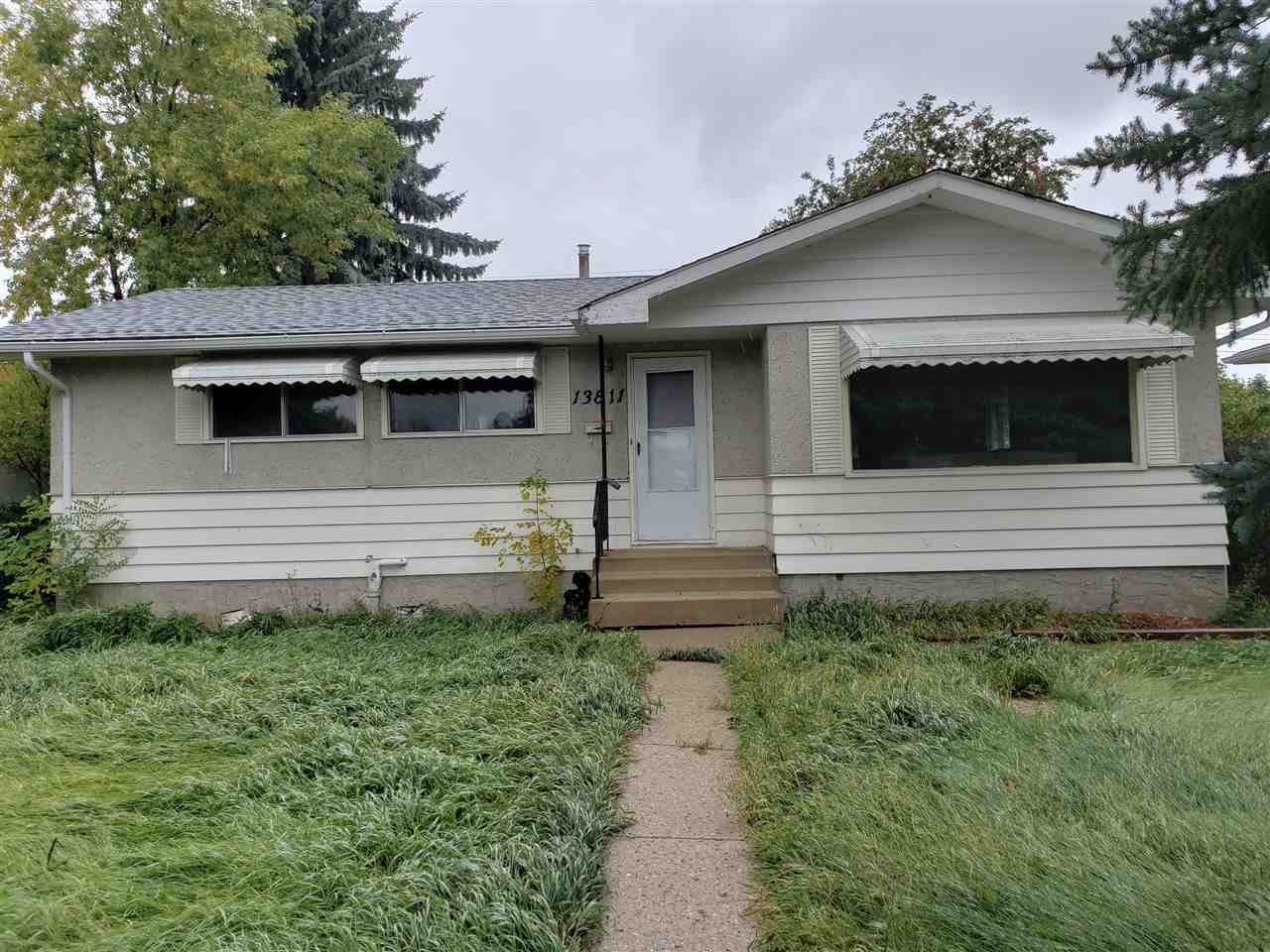 MLS® listing #E4141968 for sale located at 13811 62 Street