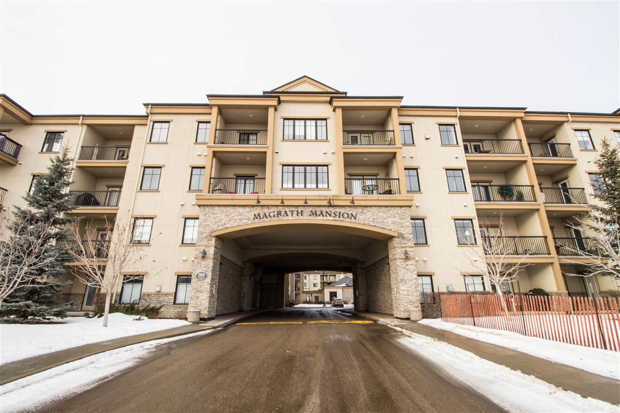 209 160 MAGRATH Road, 1 bed, 1 bath, at $216,800