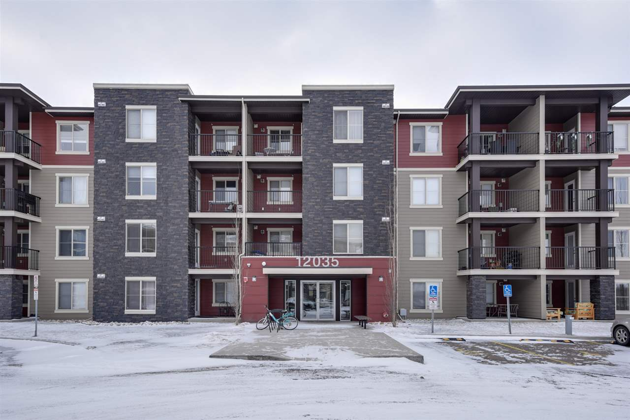 MLS® listing #E4142034 for sale located at 219 12035 22 Avenue SW