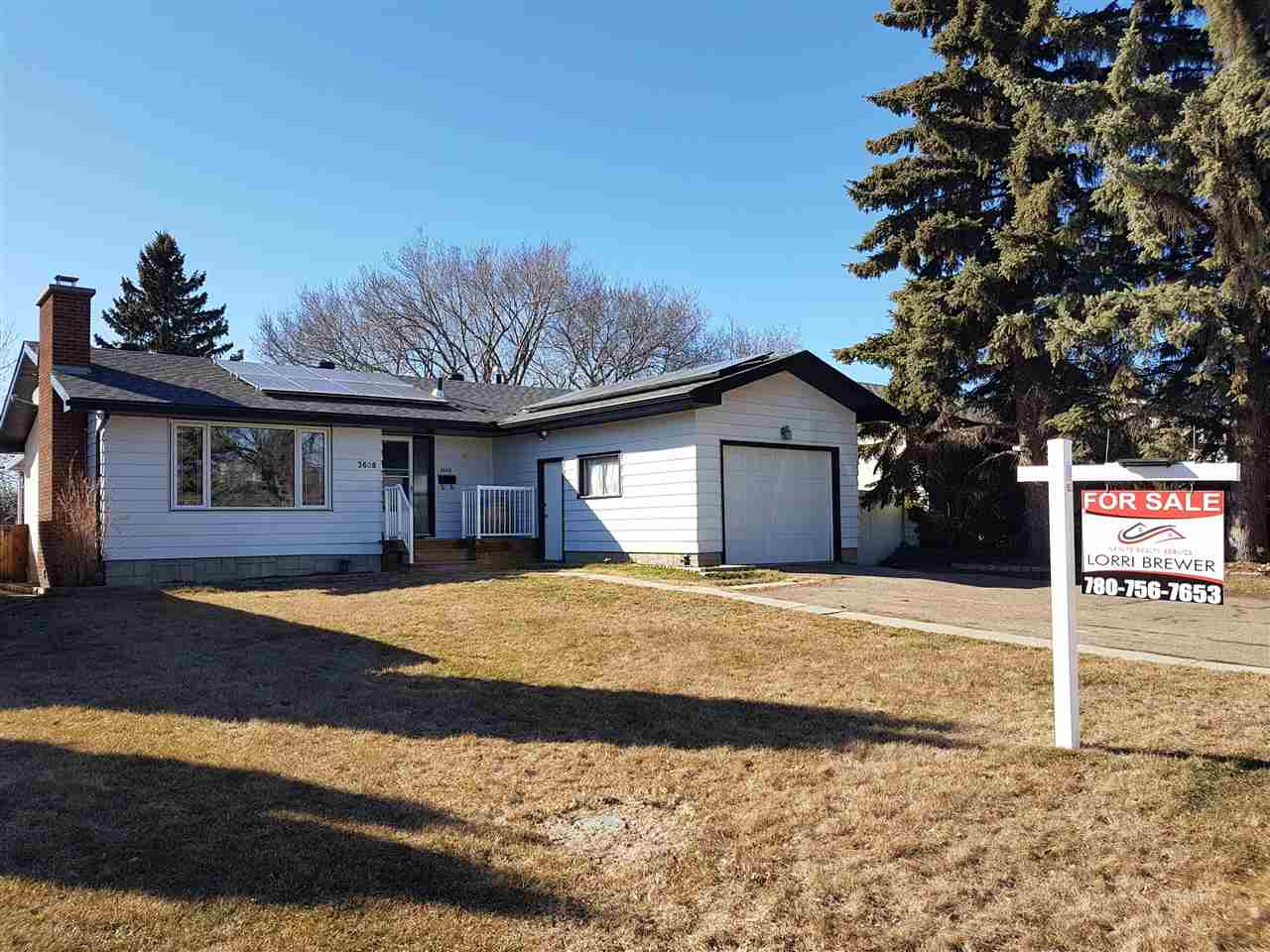 MLS® listing #E4142077 for sale located at 3608 110 Street