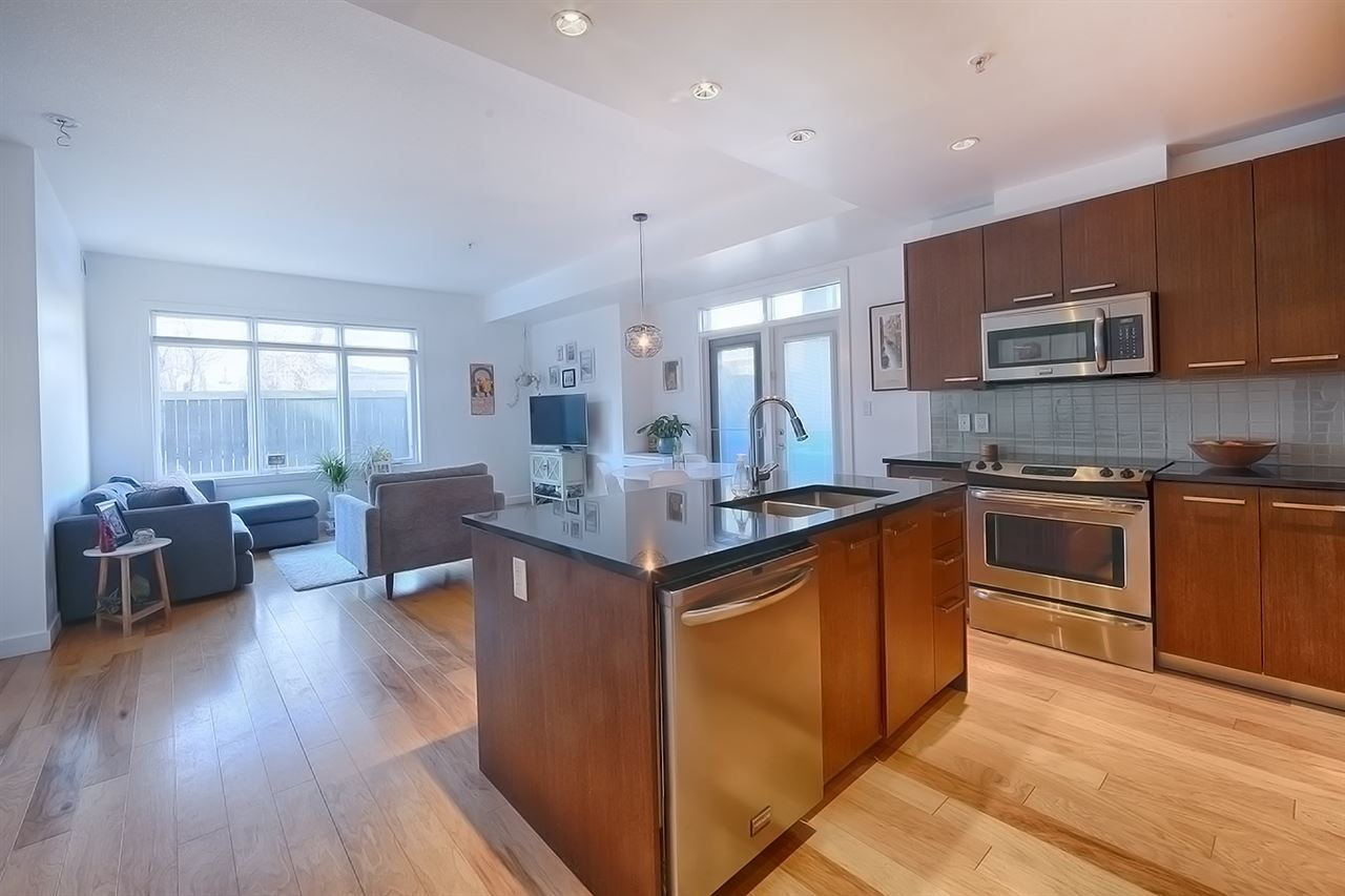 102 9908 84 Avenue, 1 bed, 2 bath, at $249,900