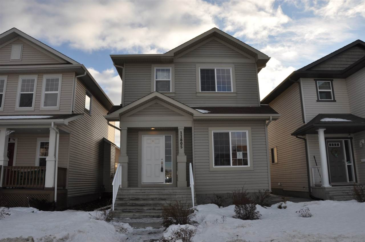 MLS® listing #E4142128 for sale located at 11805 167B Avenue