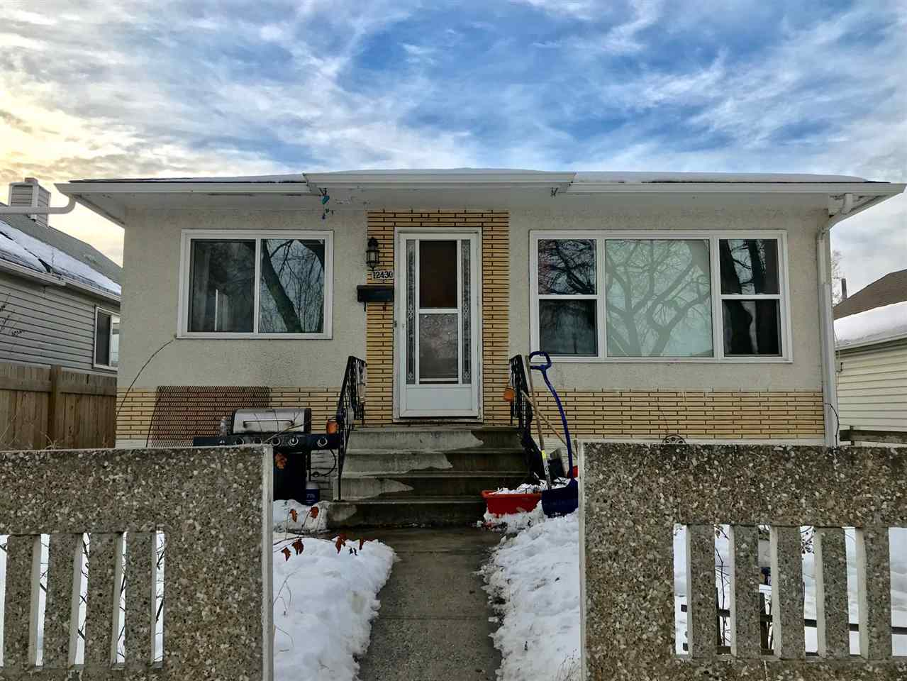 MLS® listing #E4142211 for sale located at 12430 88 Street
