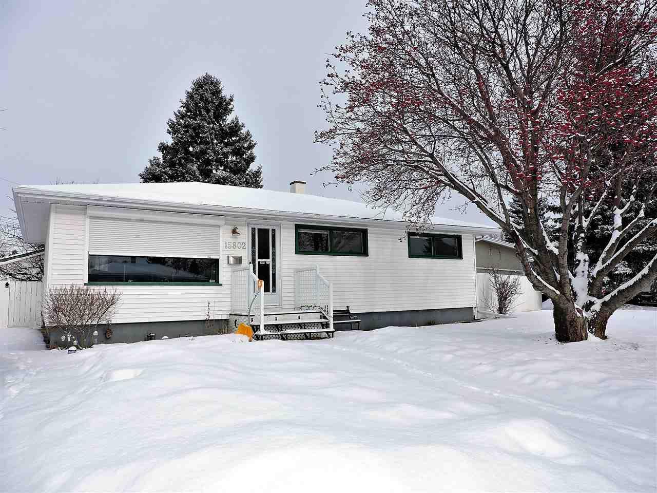 15802 93 Avenue, 5 bed, 2 bath, at $335,000
