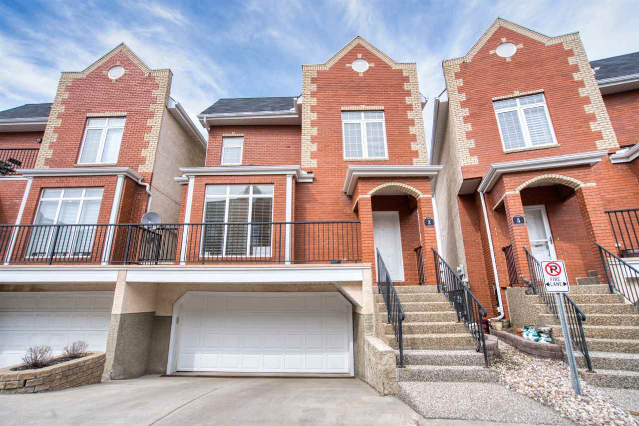 MLS® listing #E4142239 for sale located at 3 8403 164 Avenue