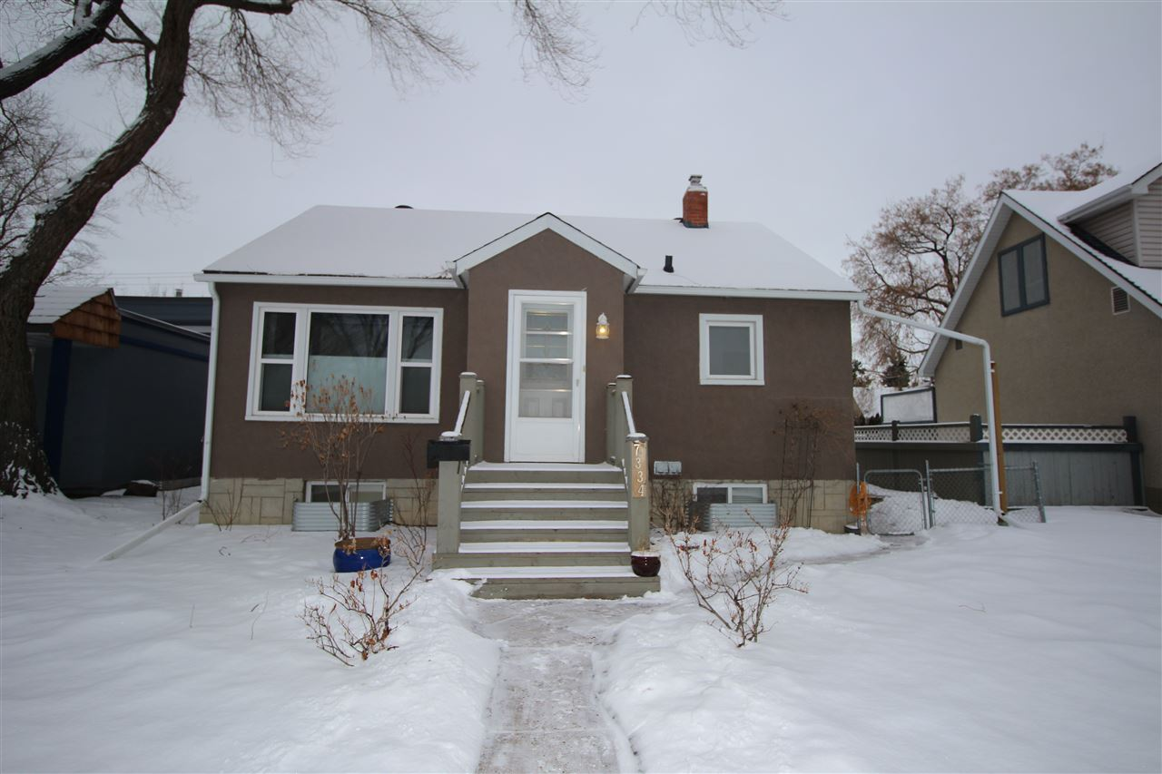 MLS® listing #E4142244 for sale located at 7334 111 Avenue