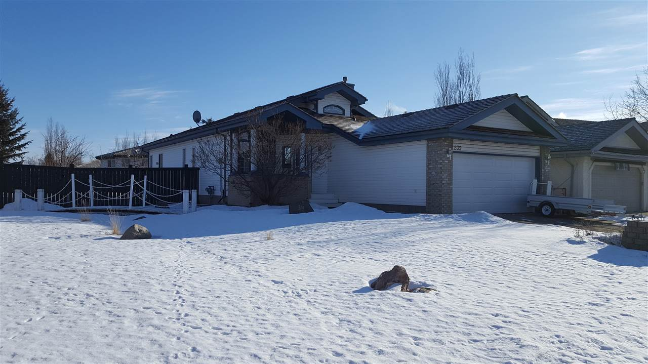MLS® listing #E4142298 for sale located at 809 BLACKLOCK Way SW