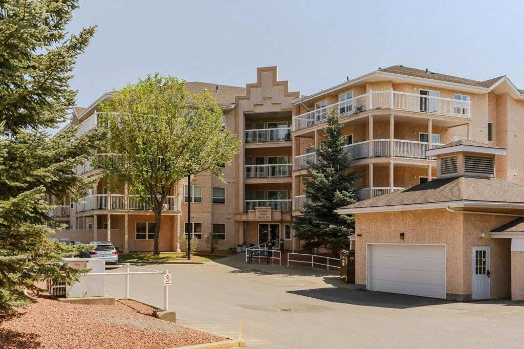 MLS® listing #E4142316 for sale located at 103 17511 98A Avenue