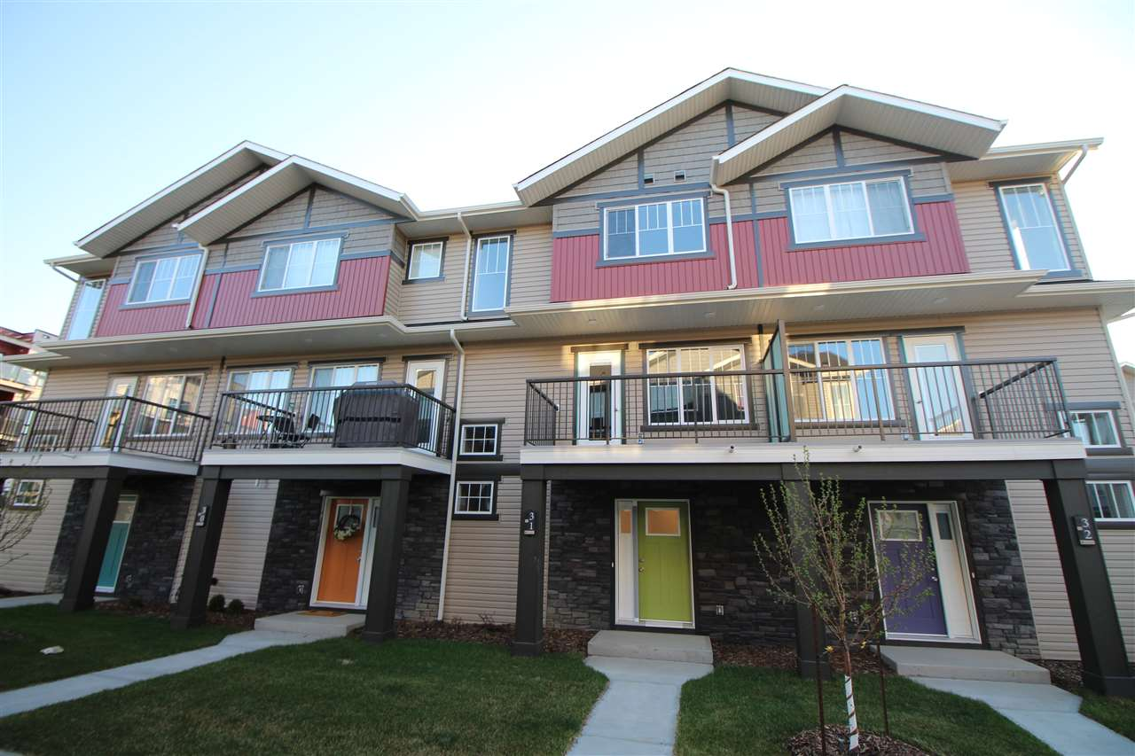MLS® listing #E4142451 for sale located at 39 12815 CUMBERLAND Road