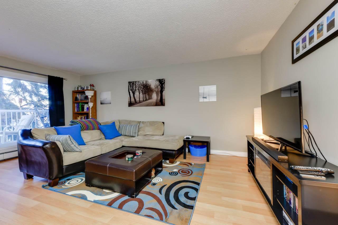 214 5730 RIVERBEND Road NW, 2 bed, 1 bath, at $149,000