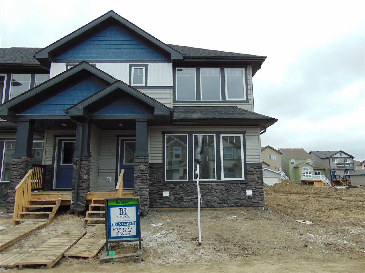 400 ALLARD Boulevard, 3 bed, 3 bath, at $369,860