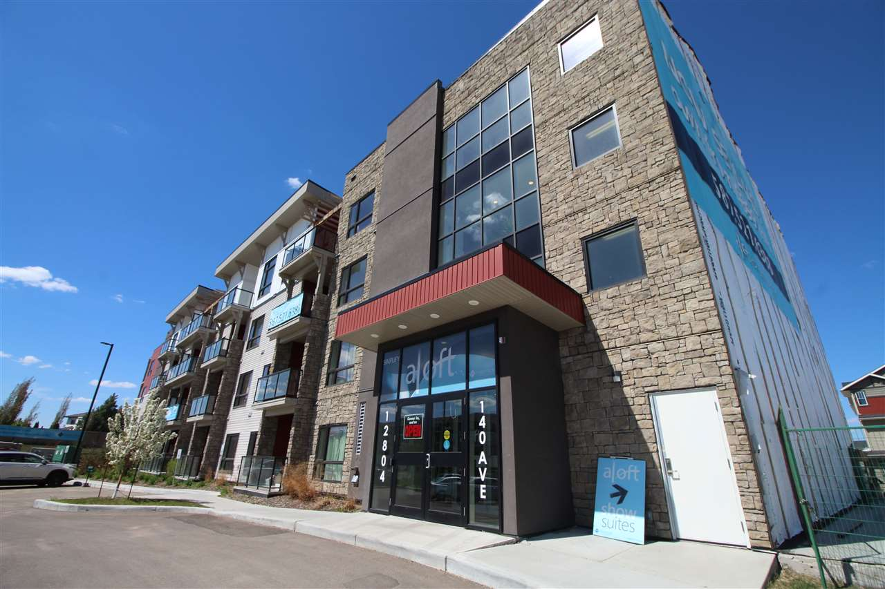 MLS® listing #E4142542 for sale located at 216 12804 140 Avenue