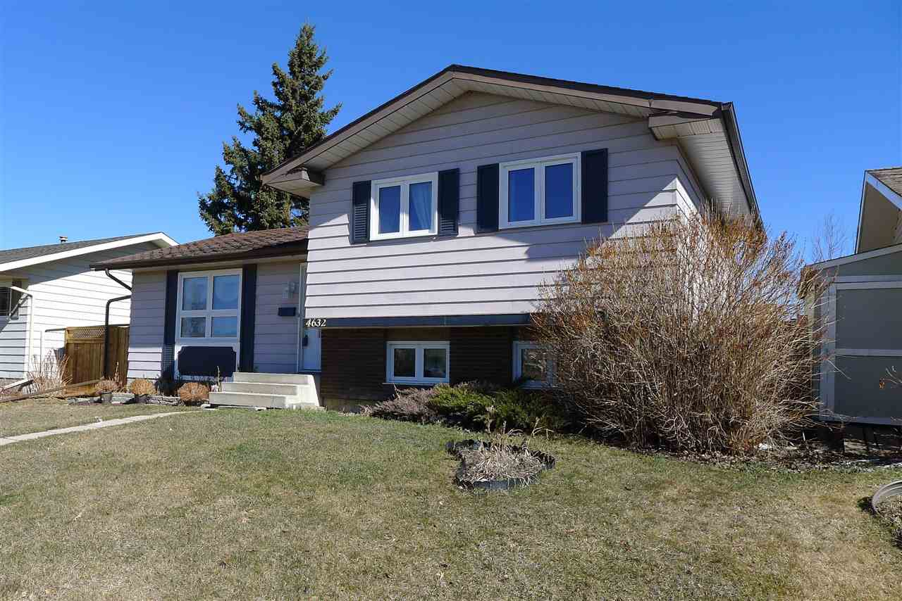 MLS® listing #E4142600 for sale located at 4632 43 Avenue