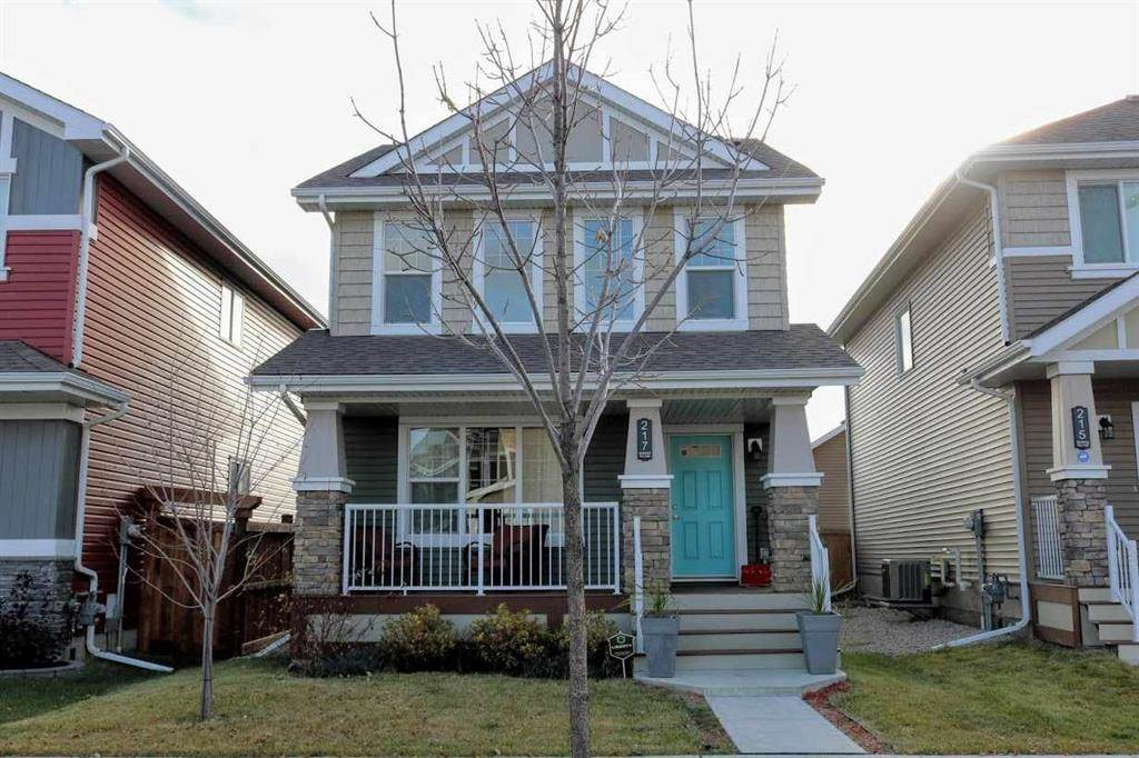MLS® listing #E4142685 for sale located at 217 EBBERS Boulevard