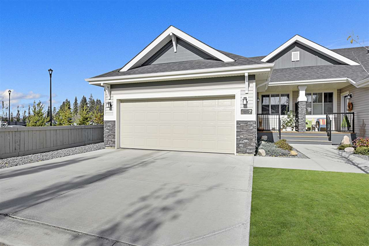 MLS® listing #E4142711 for sale located at 7 2632 BOWEN Way