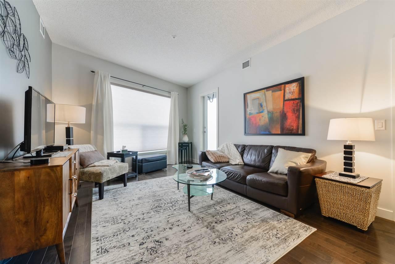 322 10523 123 Street, 2 bed, 2 bath, at $328,000