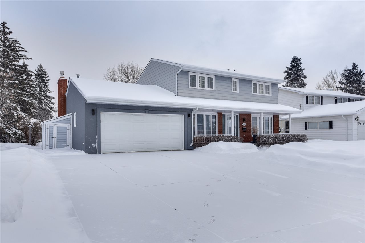 MLS® listing #E4142833 for sale located at 10661 ROWLAND Road NW