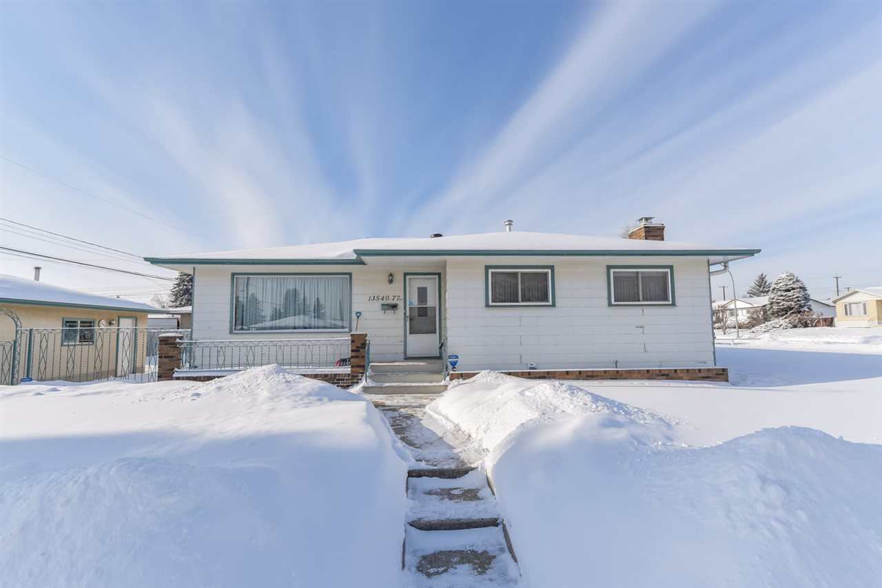 MLS® listing #E4142919 for sale located at 13540 77 Street