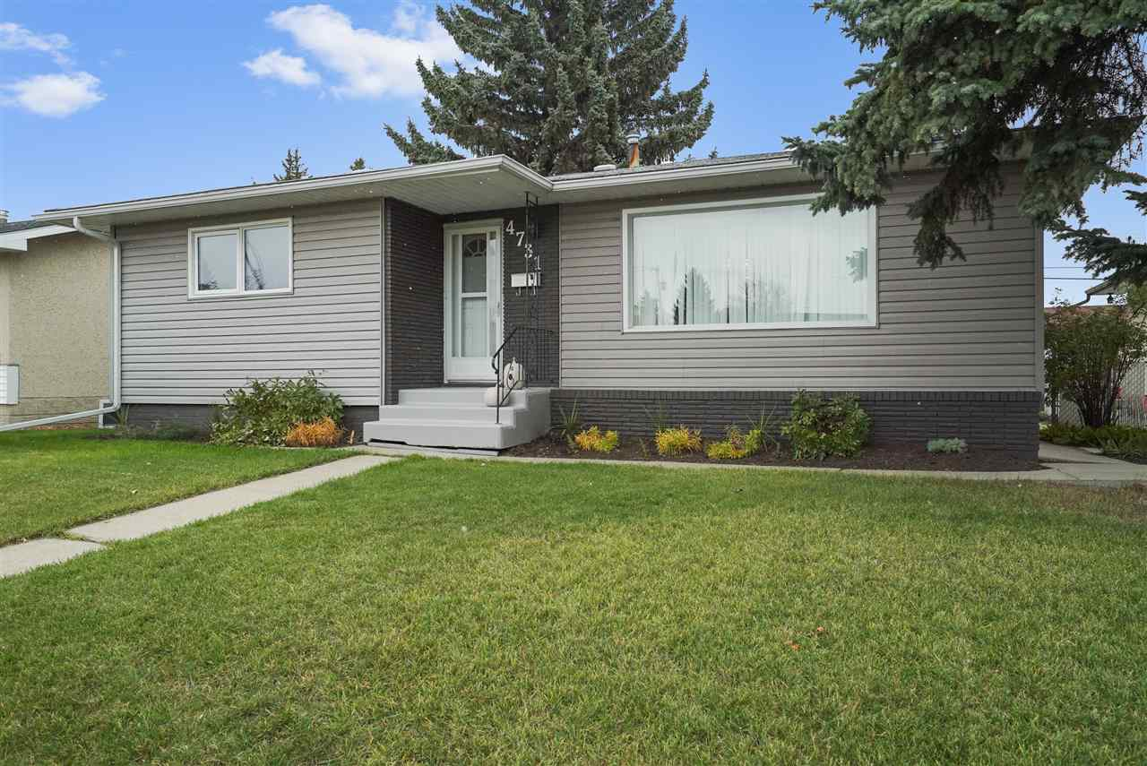 MLS® listing #E4142928 for sale located at 4731 105B Street