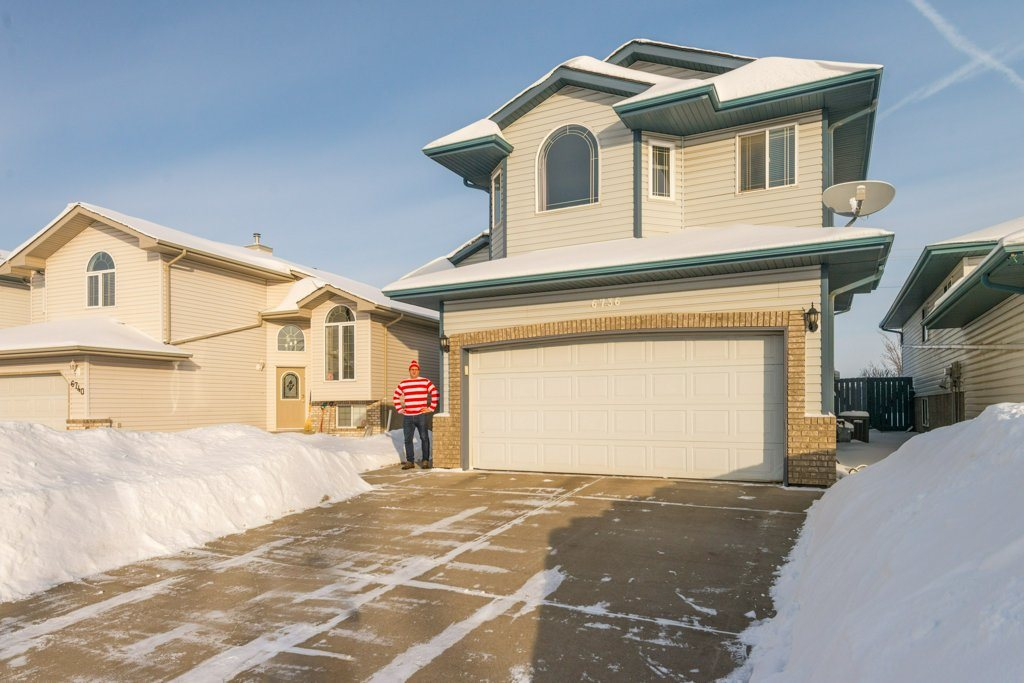 MLS® listing #E4142951 for sale located at 6736 166 Avenue
