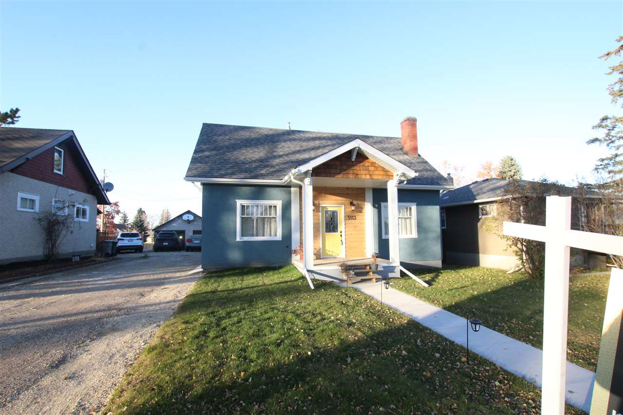 5113 53 Avenue, 4 bed, 1 bath, at $239,500