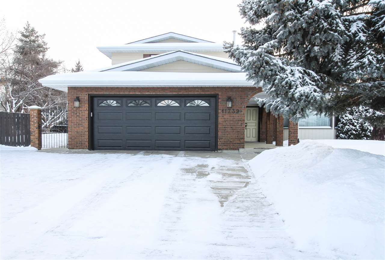 MLS® listing #E4142973 for sale located at 11739 27 Avenue