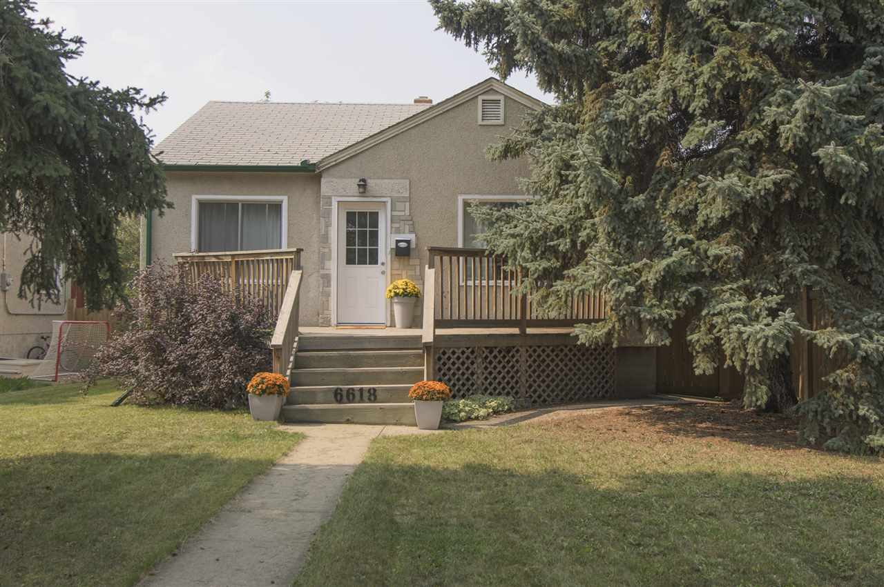 MLS® listing #E4142982 for sale located at 6618 110 Street