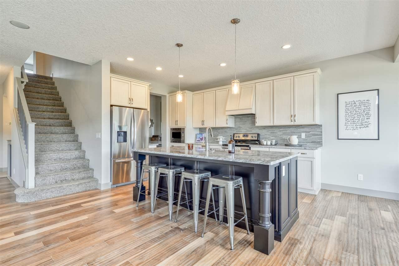 MLS® listing #E4143133 for sale located at 229 HAWKS RIDGE Boulevard